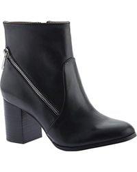 Adrienne Vittadini - Footwear Bob Ankle Bootie - Lyst