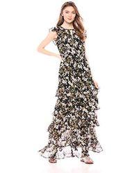 RACHEL Rachel Roy - Issa Printed Maxi Dress - Lyst