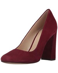 Nine West - Denton Su Suede Pump - Lyst