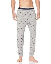 Lacoste - Pyjama Bottoms - Lyst