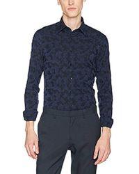 Calvin Klein - Padua W Slim Fit Ftc Formal Shirt - Lyst