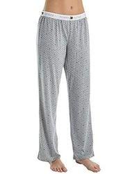 28435fd5587a Tommy Hilfiger - Logo Bottom Lounge Pyjama Pant Pj - Lyst