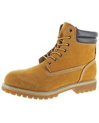 Levi's - Levis 517190-11b : Harrison R Engineer Boot Wheat (9.5 D(m) Us) - Lyst