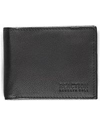 Kenneth Cole Reaction - Passcase Wallet - Lyst