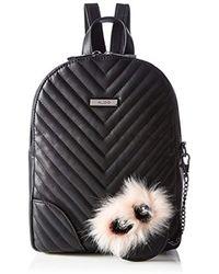 e61e9868d26 ALDO - S Derolore Backpack Handbag Black (black) - Lyst