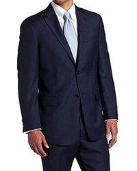 Tommy Hilfiger - Two-button Trim-fit Suit Separate Coat - Lyst