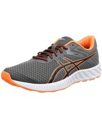 Asics - Fuzex Lyte 2 Gymnastics Shoes Grey - Lyst