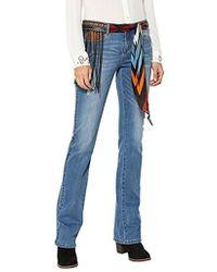 Desigual - Denim_jayne Bootcut Jeans - Lyst