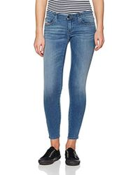DIESEL - 00sgsa Skinny Jeans - Lyst