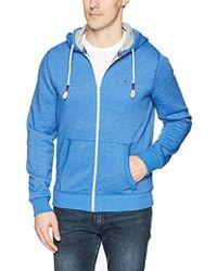 a69d04d9f66d Tommy Hilfiger - Hoodie Full Zip Up Sweatshirt - Lyst