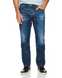 AG Jeans - Graduate Tailored Leg Das Denim Pant - Lyst