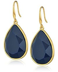 "Trina Turk - ""core Ii"" Teardrop Earrings - Lyst"