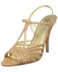 Joan & David - Mimo Ankle-strap Sandal - Lyst