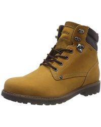 50a7b515 Geox U Jaylon J Chukka Boots in Black for Men - Lyst