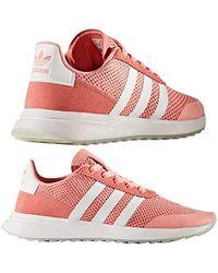 detailed look 877ba 6fef9 adidas Originals - Flbrunner W Sneaker - Lyst