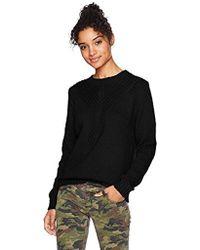551e0e594e3 Lyst - Roxy Juniors Take Stock Cardigan Sweater in Purple