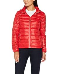 Benetton - Jacket With Down Filling - Lyst