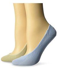 Dr. Scholls - 2 Pack Ghost Ped Liner Socks - Lyst