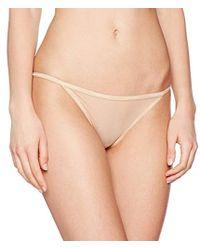 Calvin Klein - Bikini String, Tanga para Mujer - Lyst