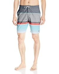 Billabong - Spinner Lo Tide Recycled Fabric Stretch Boardshort - Lyst