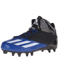low priced 1abc6 be45b adidas - 5-star Mid Football Shoe - Lyst
