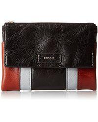Fossil - Ellis Multifunction Wallet - Lyst