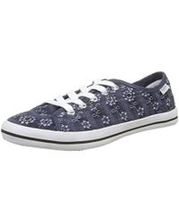 Pepe Jeans - ''s Gery Anglaise Low-top Trainers - Lyst