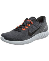 f20e51f54a8f Nike Lunarglide 5 Men s Running Trainers In Multicolour for Men - Lyst