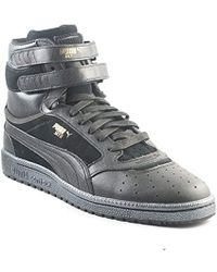 PUMA - Sky Ii Hi Anod Wn Sneaker - Lyst