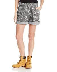 Carhartt - Original Fit El Paso Printed Shorts - Lyst