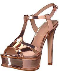 ALDO - Chelly Heeled Sandal - Lyst