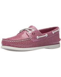 Sperry Top-Sider - A/o Two-eye Boat Shoe - Lyst