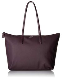 Lacoste - L.12.12 Concept Large Shopping Bag, Nf1888po - Lyst