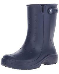 Crocs™ - Reny II, Botas de agua Hombre - Lyst