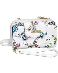 Buxton - Flutter About Rfid Crossbody - Lyst