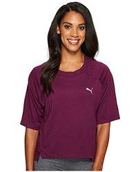 PUMA - Transition T-shirt - Lyst