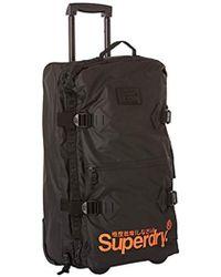 Superdry - M91007jr Trolley Big Luggage - Lyst