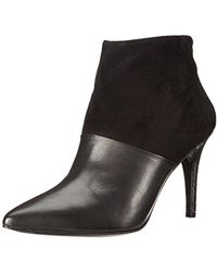 6c1faf6424dae4 Lyst - Sam Edelman Marmont Leather Bootie in Brown