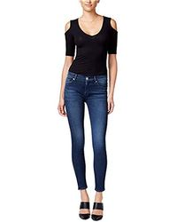 Hudson Jeans - Nico Midrise Super Skinny Ankle Jeans - Lyst