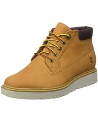 ea8e2a84 Timberland - Kenniston Nellie (Wide Fit), Botas Chukka para Mujer - Lyst