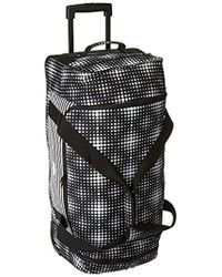 Roxy - Distance Accross Wheeled Duffle Bag - Lyst