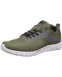 346949defa3 Reebok Supreme Stra Competition Running Shoes in Natural for Men - Lyst
