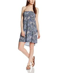 2fc19184f1 Lucky Brand Summer Lovin Convertible Tube Dress Swimsuit Cover Up in ...