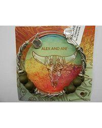 ALEX AND ANI - Spirit Spiral Ewb, Bangle Bracelet - Lyst