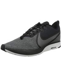 65d6d539604c Nike Air Zoom Pegasus 34 Shield Trainers In Blue 907327-400 in Blue ...