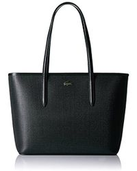 Lacoste - Chantaco Medium Zip Shopping Bag - Lyst