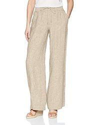 Jones New York - Linen Easy Pant - Lyst