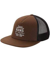 Vans Donald Duck Bucket Hat in Black for Men - Lyst b767e06a0f42