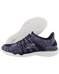 buy popular ced9a aaf0a Skechers - Sport Studio Burst Virtual Reality Fashion Sneaker - Lyst
