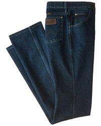 Wrangler - Big-tall Advanced Comfort Cowboy Cut Slim Fit Jean - Lyst